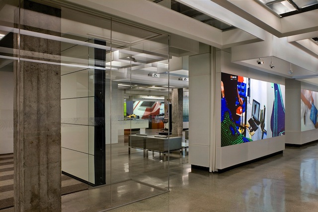 Pictures Autodesk Offices In San Francisco Creative Loop